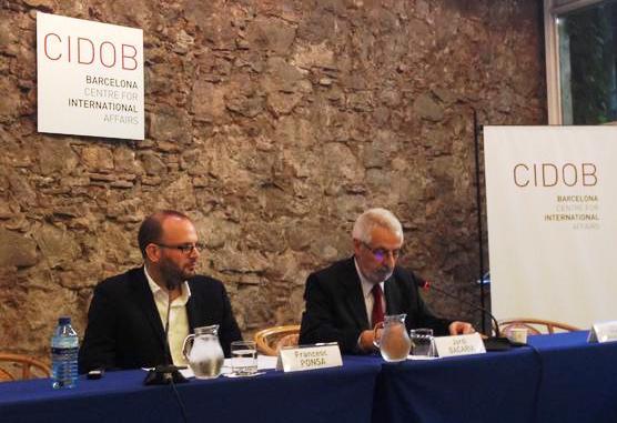 Seminario con el Cidob para analizar los retos de los think tanks